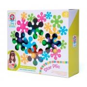 Brinquedo De Montar Star Plic - Estrela Baby