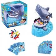 Brinquedo Doo Doo Shark Crazy - Art Brink