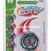 Brinquedo Infantil Ioiô De Alumínio - Fenix 0379