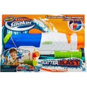 Brinquedo Lança Água Nerf Super Soaker Scatter - Hasbro 5832