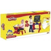 Brinquedo Mesinha Play Doh Estudio de Arte 2 em 1 Fun