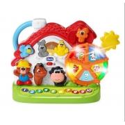 Brinquedo Nova Fazendinha Bilíngue - Chicco