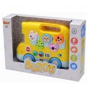 Brinquedo ônibus interativo musical - Zoop Toys