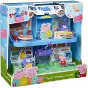 Brinquedo Peppa Pig Playset Supermercado e Microfone - Sunny