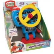 Brinquedo Volante Infantil Fom Fom - Elka