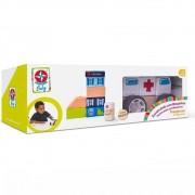 Brinquedos Construindo com Bloquinhos Emergência - Estrela