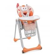 Cadeira de Alimentação Chicco Polly 2 Start - Fancy Chicken Chicco