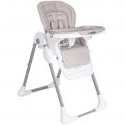 Cadeira De Alimentação Smile Bege - Kiddo