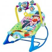 Cadeira de Balanço O Mundo Bita com Sons +0M - Yestoys