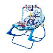 Cadeira De Balanço Snoopy Azul Yes Toys