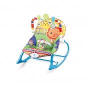 Cadeira de Bebê Balanço Musical Vibratória Leão - Baby Style