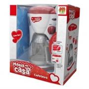 Cafeteira Divertida Com Luz - DM Toys