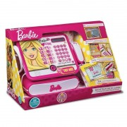 Caixa Registradora da Barbie Luxo - Fun