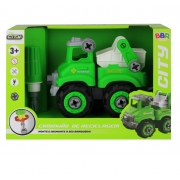 Caminhão Reciclagem Monta E Desmonta - BBR 3183