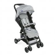 Carrinho de Bebê Miinimo 2 com Barra Proteção Silver Chicco