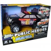 Carrinho Policia Star 1:20 - Shinny Toys