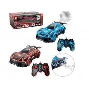 Carro Controle Remoto Lxz Car Efeito Fumaça - Função E Luz- Dm Toys