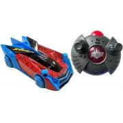 Carro de Controle Remoto Homem Aranha com 7 Funções - Candide 5854