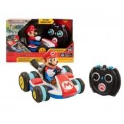 Carro de Controle Remoto Super Mario Racer - Candide