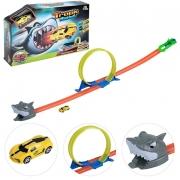 Carro Lançador Track Racing - Art Brink