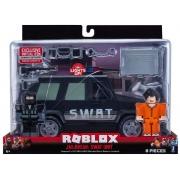 Carro Roblox - Jailbreak Swat Unit + Virtual Item - 2226