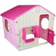 Casinha de Brinquedo - Magical - Rosa - Belfix - BFIX561110