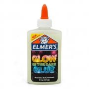 Cola Glitter Para Slime - 147 Ml - Brilha No Escuro