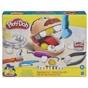 Conjunto Massinha Play-Doh Brincando de Dentista - Hasbro