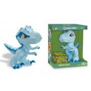 Dinossauro Velociraptor - Dinos Baby - Jurassic World- Pupee