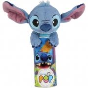 Disney Pelúcia Pop Na Latinha Stitch Big Feet - Fun