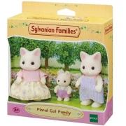Família dos Gatos Primavera Sylvanian Families - Epoch