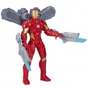 Figura Articulada Marvel - Avengers - Homem De Ferro Lançador - Hasbro E7360