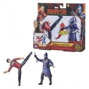 Figura Articulada - Marvel - Shang-chi vs Death Dealer - Hasbro F0940