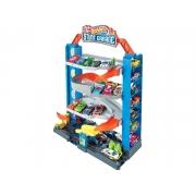 Garagem Hot Wheels City Garagem de Manobras - Mattel