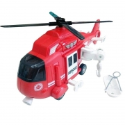 Helicóptero de Resgate - BBR