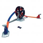 Hot Wheels - Pista Competição Giratória - Mattel