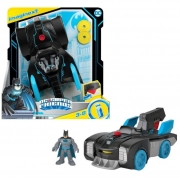 Imaginext Batmóvel Bat-Tech com Acessórios - Mattel