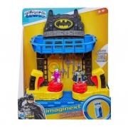 Imaginext Dc Comics Batalha Na Batcaverna Mattel