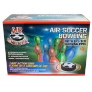 Jogo de Boliche com Pinos Iluminados Air Soccer - Maccabi