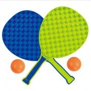 Jogo de Raquetes com 2 Bolas -  DM Sports