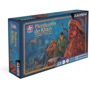 Jogo Herdeiros do Khan - Premiun Games Estrela 1001603100121