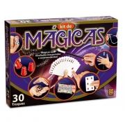 Jogo Kit De Mágicas 30 Truques - Grow 2525