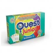 Jogo Quest Júnior Vol. 2 - Grow
