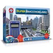 Jogo Super Banco Imobiliário - Nova edição