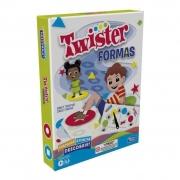 Jogo Twister Formas e Cores - Hasbro