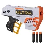 Lança Dardos Nerf Ultra Five com Clip Integrado para 4 Dardos para Crianças Acima de 8 Anos - Hasbro 9593