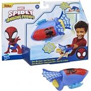 Lança-Teia Homem- Aranha - Disney - Marvel -Spidey and His Amazing Friends - Hasbro F1464