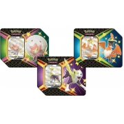 Latas Destinos Brilhantes Pokémon V - Copag