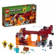 Lego 21154 Minecraft - A Ponte Flamejante