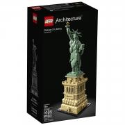 Lego Architecture Estátua Da Liberdade 1685 Peças - 21042